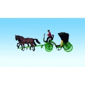 horse-drawn wagons and carriages (2)