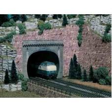 VL2502 portal tunelu dwutorowy 2 szt. (H0)
