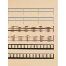 A42558 ogrodzenia metalowe (H0)
