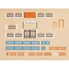 A42648 ogrodzenia i bramy (H0)