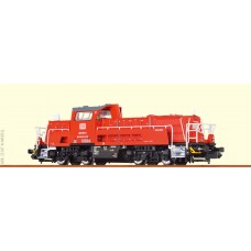 BR42782 Lokomotywa spalinowa Gravita 10BB BR261 093-9 DBAG ep. VI (H0)