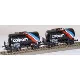 RC44186 zestaw wagonów cystern CALPAM NS ep. IV (H0)