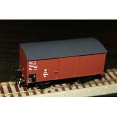 LM05/06/3 wagon towarowy epoka II PKP (H0)