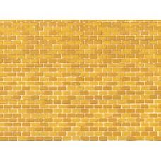 A50510 płytka kartonowa mur cegła 100X 220 mm (H0,TT,N)