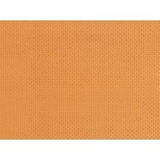 A52413 płytka plastikowa cegła żółta 100X 200 mm (H0,TT,N)