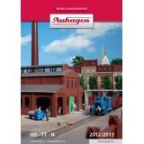 Auhagen katalog 2012 (H0,TT,N)