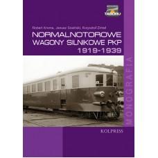 Normalnotorowe Wagony Silnikowe 1919 - 1939  Tom 1