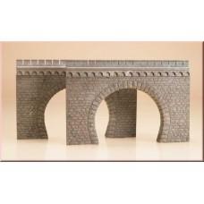 A41587 portal dwutorowy 2 szt (H0)