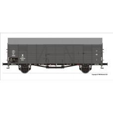 Brawa 50466  (LM02-21) wagon zakryty PKP seria Kdsto 0 195946 ep.IIIb (H0)