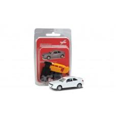 Herpa 012652-003 auto VW Corrado , biały, do skladania (H0) (11111)
