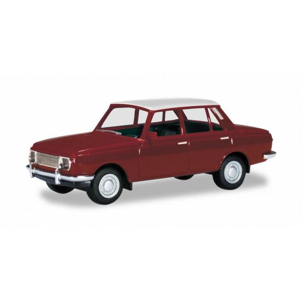 Herpa 022903-005 auto BMW Z8 czerwony-rubinowy (H0)