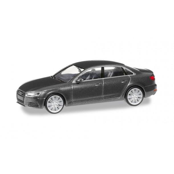 Herpa 038560-002  auto Audi A4 ® Limousine, daytonagrau metallic (H0)