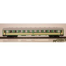 Robo 222361 wagon osobowy 2kl. ; Bdu , PKP 505120-70 831-5 ep.Vc , Kraków z oświetleniem (H0)
