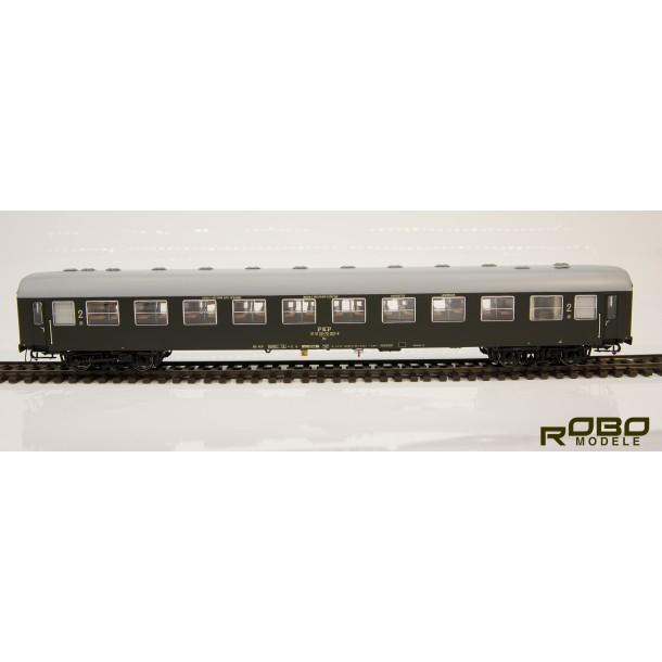 Robo 244510 wagon kuszetka 110 Ac PKP  51 51 59 70 007-6 Bc   ep.IVc (H0)