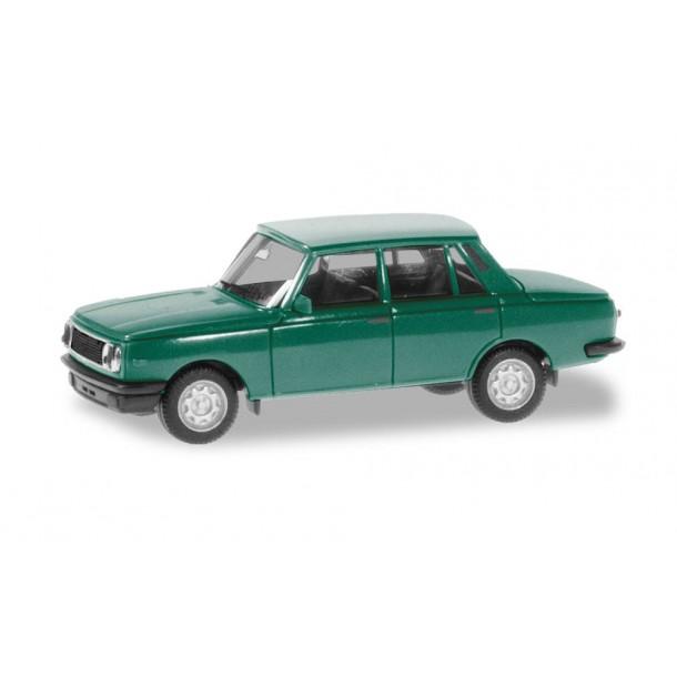 Herpa 420396-002  samochod   Wartburg 353'84 Limousine , zielony (H0)
