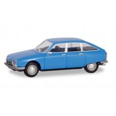 Herpa 420433  samochod Citroen GS , niebieski   (H0)