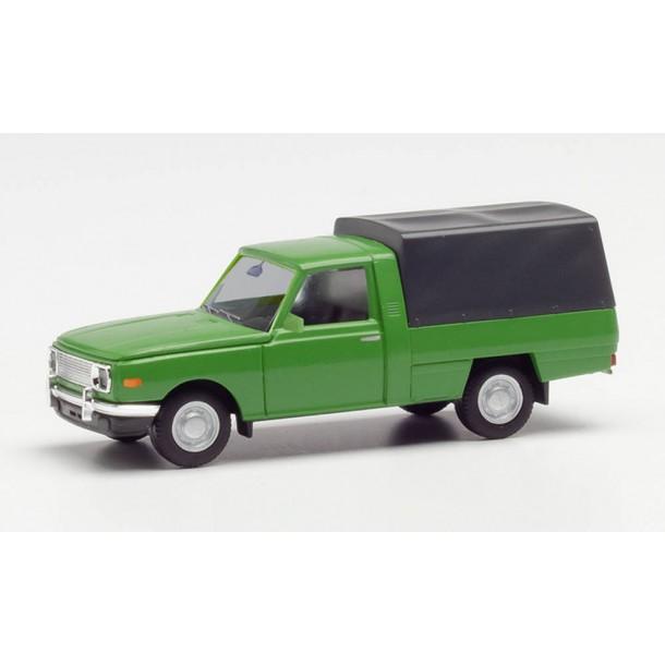 Herpa 420945 samochod   Wartburg 353'85 dostawczy, zielony (H0)