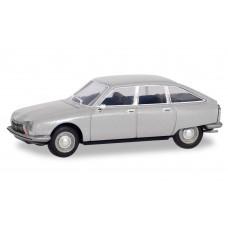 Herpa 430722  samochod Citroen GS srebrny metalik   (H0)