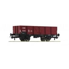 Roco 76854  wagony weglarka U 04-195 CSD   typ  UNRA  ep.III (H0)