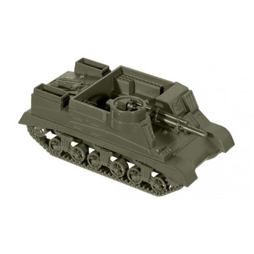 """rc05047 pojazd minitanks  Panzerhaubitze M 7 B1 """"Priest"""" wersja do złożenia (H0)"""