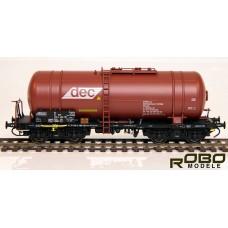 RO14051021  wagon cysterna   PKP  Zaes DEC  ep.Vb-c  (H0)