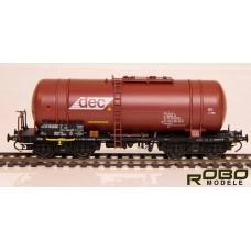 RO14052022  wagon cysterna   PKP  Zas DEC  ep.Vc  (H0)