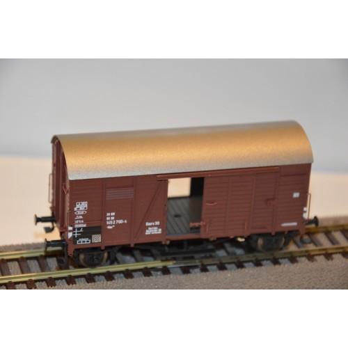 Exact Train 20111B wagon towarowy  DB Glms 200  ep.IV (H0)