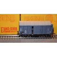 Już w sprzedaży Exact -Train 20286   wagon zakryty Kdth 0 156 147 PKP ep.IIIb (H0)