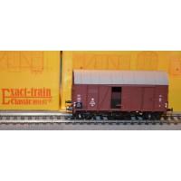 Już w sprzedaży Exact -Train 20287   wagon zakryty Kdt  134 018 PKP ep.IIIb (H0)