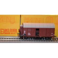 Już w sprzedaży Exact -Train 20288   wagon zakryty Glm ( Kddth ) 2151 102 4524-2 PKP ep.IVa (H0)