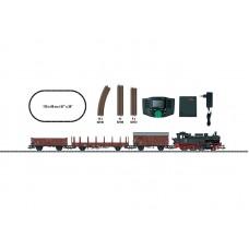 tr21528 zestaw startowy z lokomotywą BR74 i sterowaniem DCC  Mobile Station  ep.III (H0)