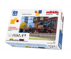 m29166 zestaw startowy digital Start UP z lokomotywą BR74  (AC)  (H0)