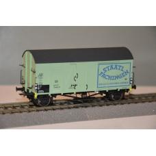 br47930 wagon towarowy Gmrehs 30 Staatl Fachingen DB 225 017 ep.III (H0)