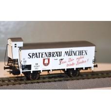 br48268 wagon towarowy G10   DB Spaten Brau  516 958  P ep.III (H0)