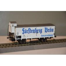 br48269 wagon towarowy G10   DB Furstenbeg Brau  546 038  P ep.III (H0)
