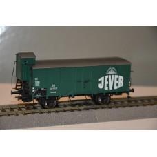 br49007  wagon piwiarka G10 DB 525 095P Jever Bräu   ep.III  (H0)