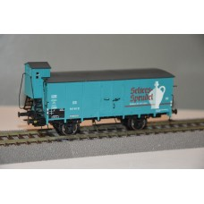 br49010  wagon kryty G10 DB 557 811P Selters Sprudel   ep.III  (H0)