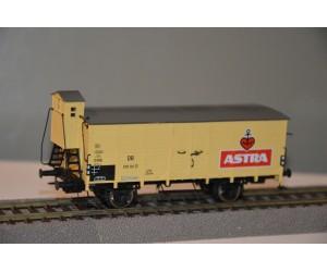 br49012  wagon piwiarka  G10 DB 579 101P Astra  Brau    ep.III  (H0)