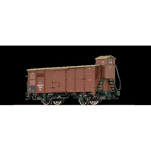 br49723 wagon zakryty G10  Nm KPEV 13 265 Magdeburg  ep.I (H0)