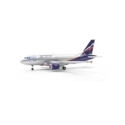 H509091  samolot Aeroflot Airbus A319  (1:500)