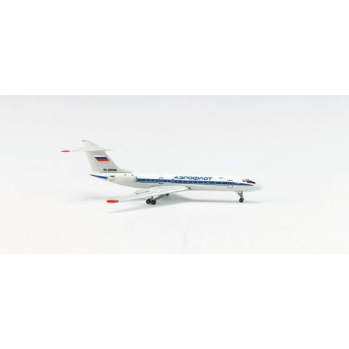 H510585  samolot Aeroflot Tupolev TU-134A (1:500)
