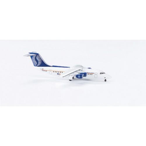 H510868  samolot SN Brussels Airlines Avro RJ100 (1:500)