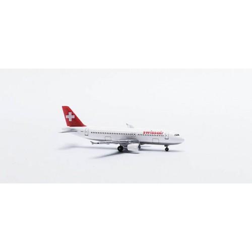 H513012  samolot Swissair Airbus A320-200 (1:500)