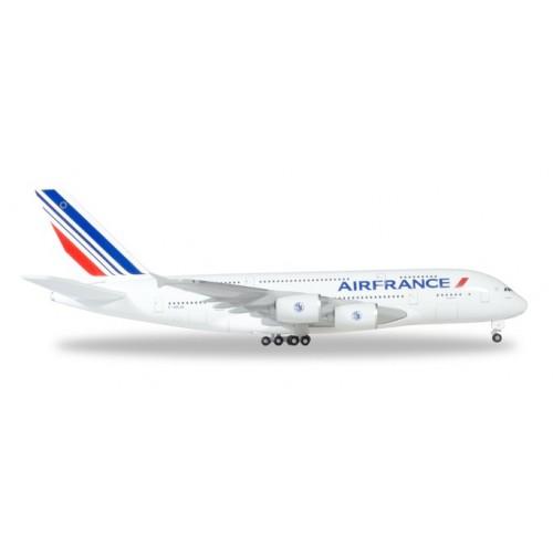 H515634-004  samolot Air France Airbus A380-800  F-HPJH   (1:500)