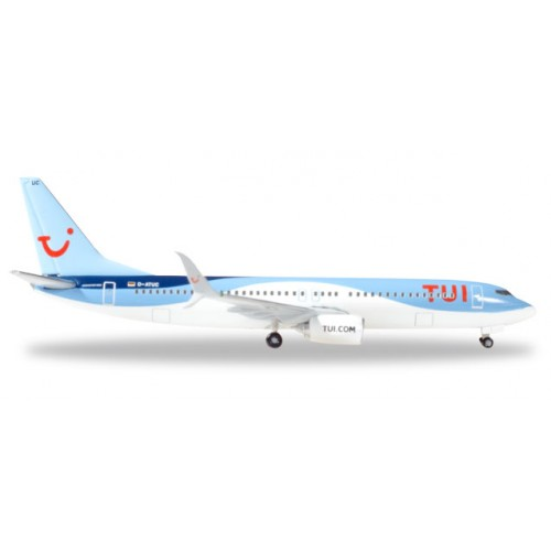 h526692 samolot  TUIFly Boeing 737-800 (new 2014 colors)  (1:500)