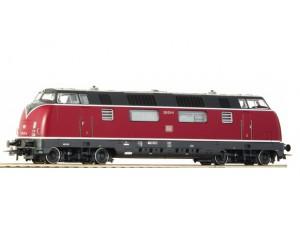 rc52680  lokomotywa spalinowa BR220 036-8  DB   ep. IV  (H0)