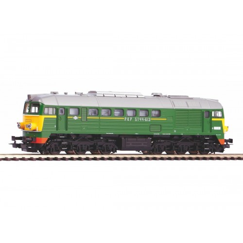 p52804  lokomotywa spalinowa ST44 -613   PKP ep.V (H0)