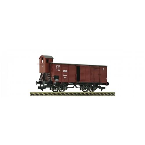 FL536602 wagon zakryty G 13408  Hannover DRG  ep.II (H0)
