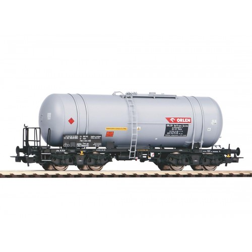 Już w sprzedaży Piko 58451 wagon cysterna PKP Orlen  ep.V (H0)
