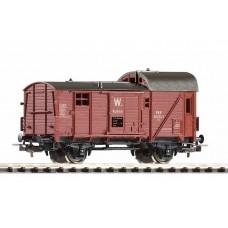 p58761 wagon zakryty PKP 800 643  Ft   KUTNO ep.III wersja HOBBY (H0)